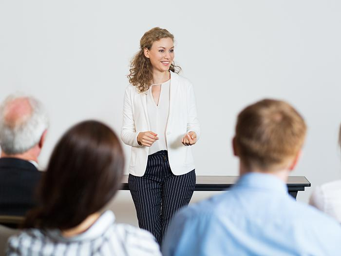 Como ter confiança para falar em público?