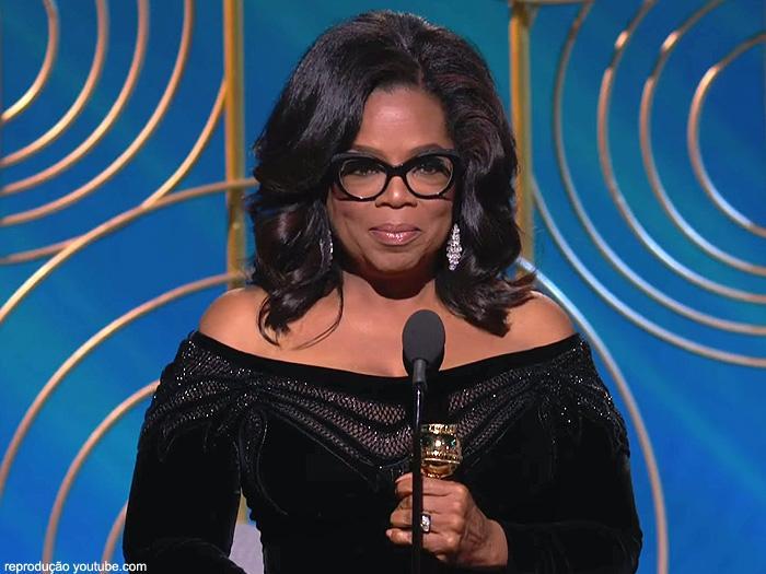 7 lições de oratória no discurso de Oprah Winfrey
