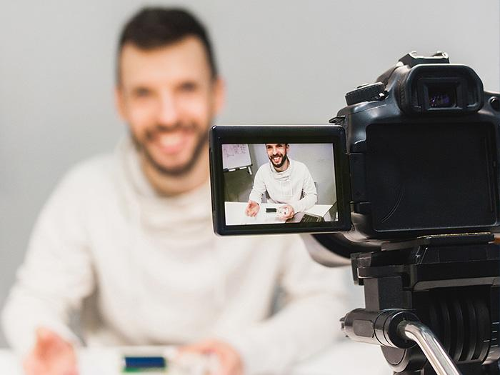 8 dicas para falar bem em vídeos online